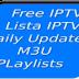 Free IPTV M3U Playlist 18 October 2017 New Lista