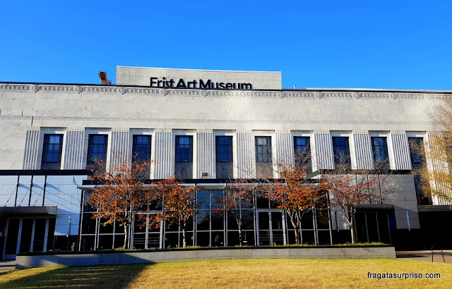 Frist Art Museum (Museu de Arte Frist)