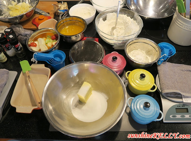 Healthy Recipes at Panasonic Cubie Oven & Le Creuset Cooking Workshop