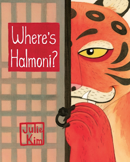where's halmoni? by julie kim cover
