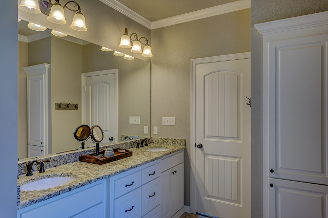 Bathroom Beach home decor pictures for inspiration