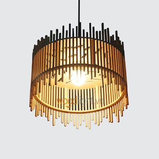 Mẹo treo đèn thả trang trí bàn ăn đẹp mắt cho gia đình bạn