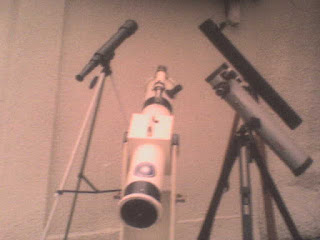 My telescope kindergarten