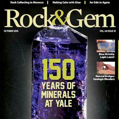 Rock & Gem magazine | October 2016 - Download