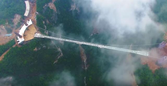 pudul cel mai lung din lume