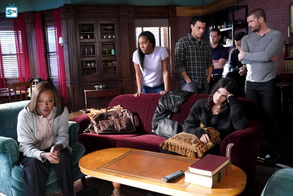 "HOW TO GET AWAY WITH MURDER - ""Nobody Else Is Dyning"". Recensione 4x15"