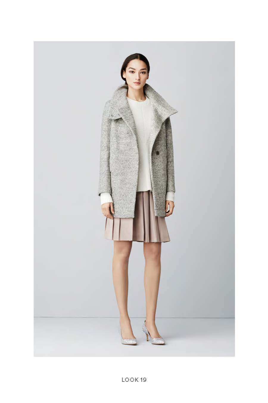 FIRST LOOK Ann Taylor Winter 2015 Collection NYC