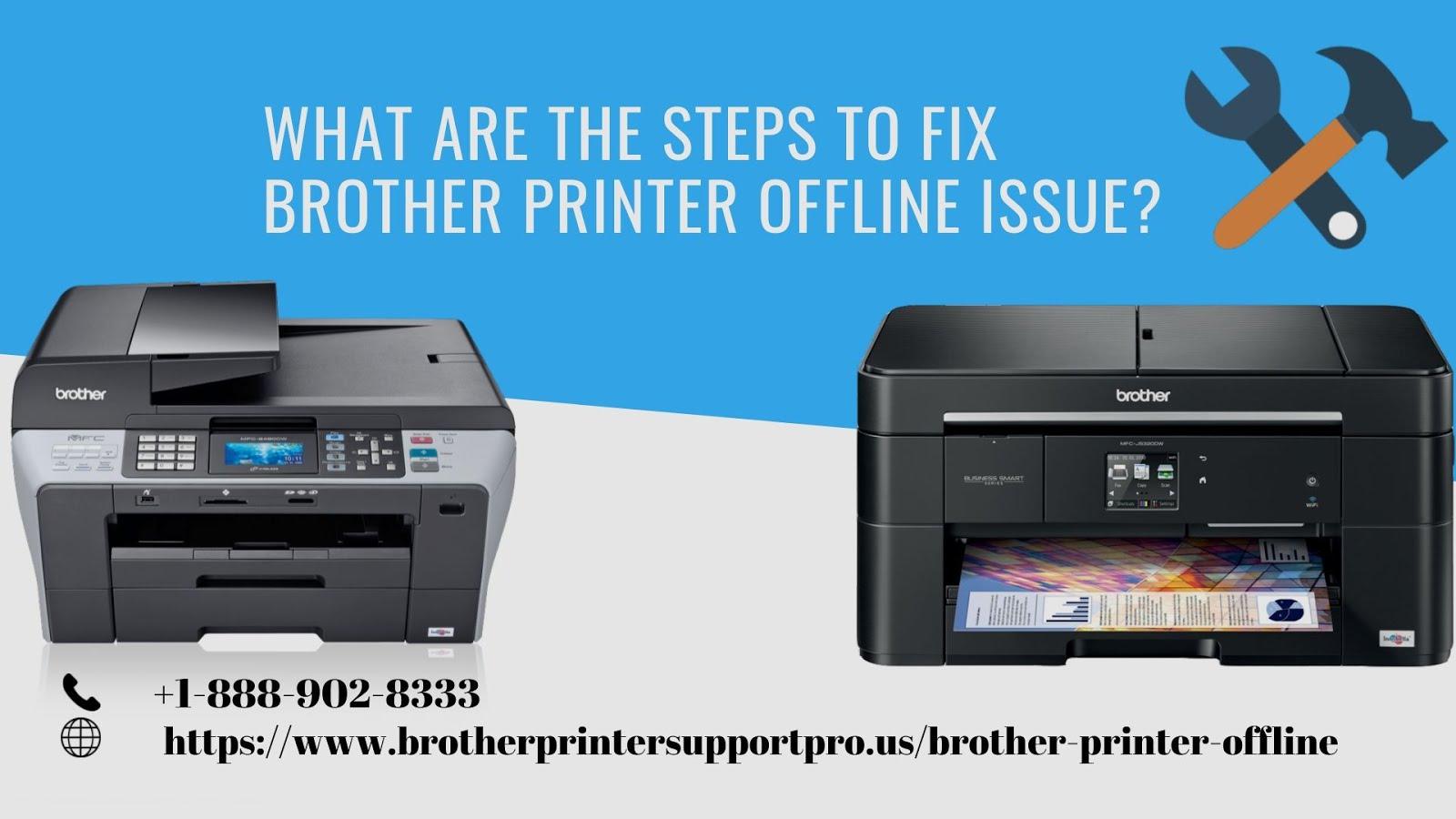 Printer Offline