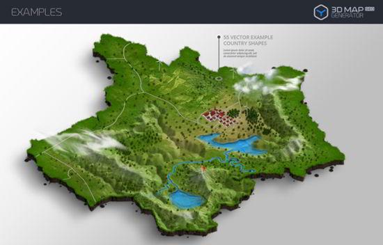 3d map generator terrain atlas crack