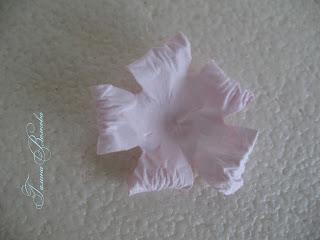 Кудрявые розочки из бумаги (МК)