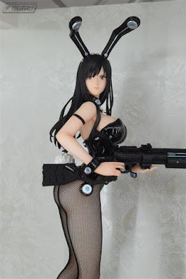 Gantz:0 - Reika Shimohira Bunny Ver. (FREEing)