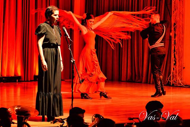 Carmen Flamenco από τη Φιλαρμονική Ορχήστρα Λουτρακίου