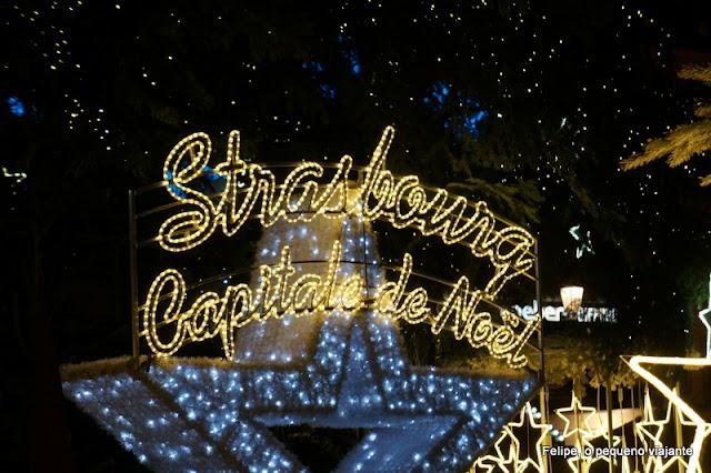 Mercado de Natal na Europa