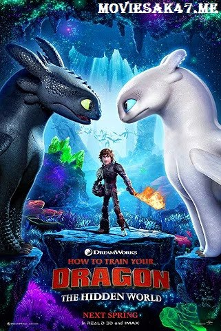 How to Train Your Dragon 3 The Hidden World (2019) Full English Movie Download 480p 720p NEW HDTC