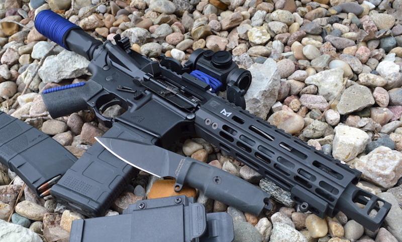 Aero Precision M4e1 Upper Receiver And Ambi Lower Pistol Review