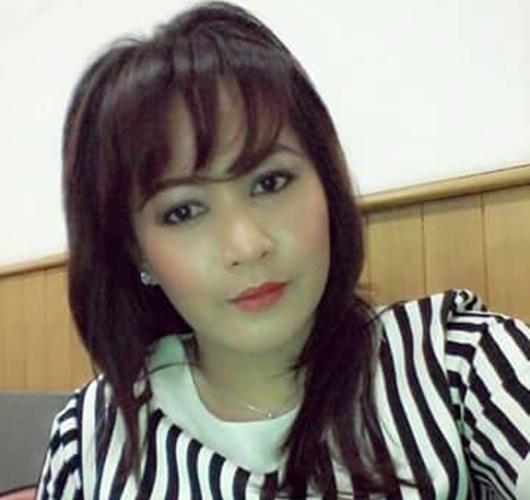 Pesan Ancaman Kapitra Ke Eggi Disampaikan Pesi Ron Dewi Tanjung