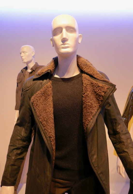 Blade Runner 2049 K movie costume