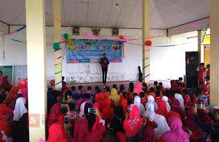 Meriahnya Pekan Ceria, Bersama Komunitas KaDoBO di Temayang