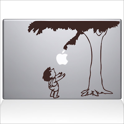Mac Laptop Stickers