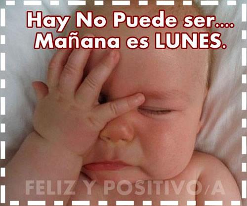 Mañana es Lunes