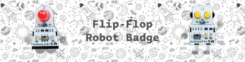 Robot Badges