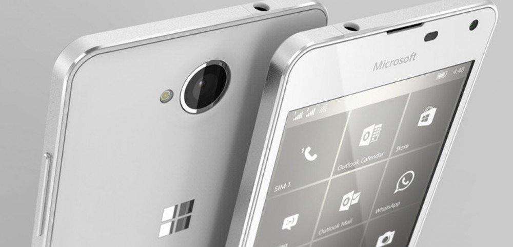 Caminando Con Microsoft El Microsoft Lumia 650 Se Deja Entrever