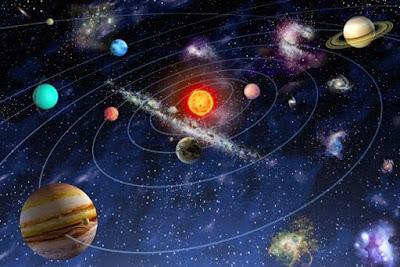 Teori Terbentuknya Tata Surya Menurut Para Ahli