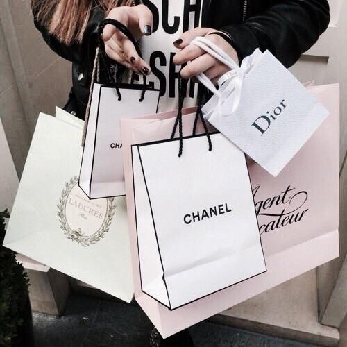 Compras em excesso