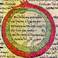 Ouroboros - der ewige Schöpfungszyklus des Drachenkampfes