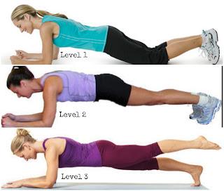 Manfaat Melakukan Plank Setiap Hari Untuk Tubuh
