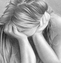 es diferente estar triste que deprimido, la depresión afecta hasta a las fuerzas para caminar