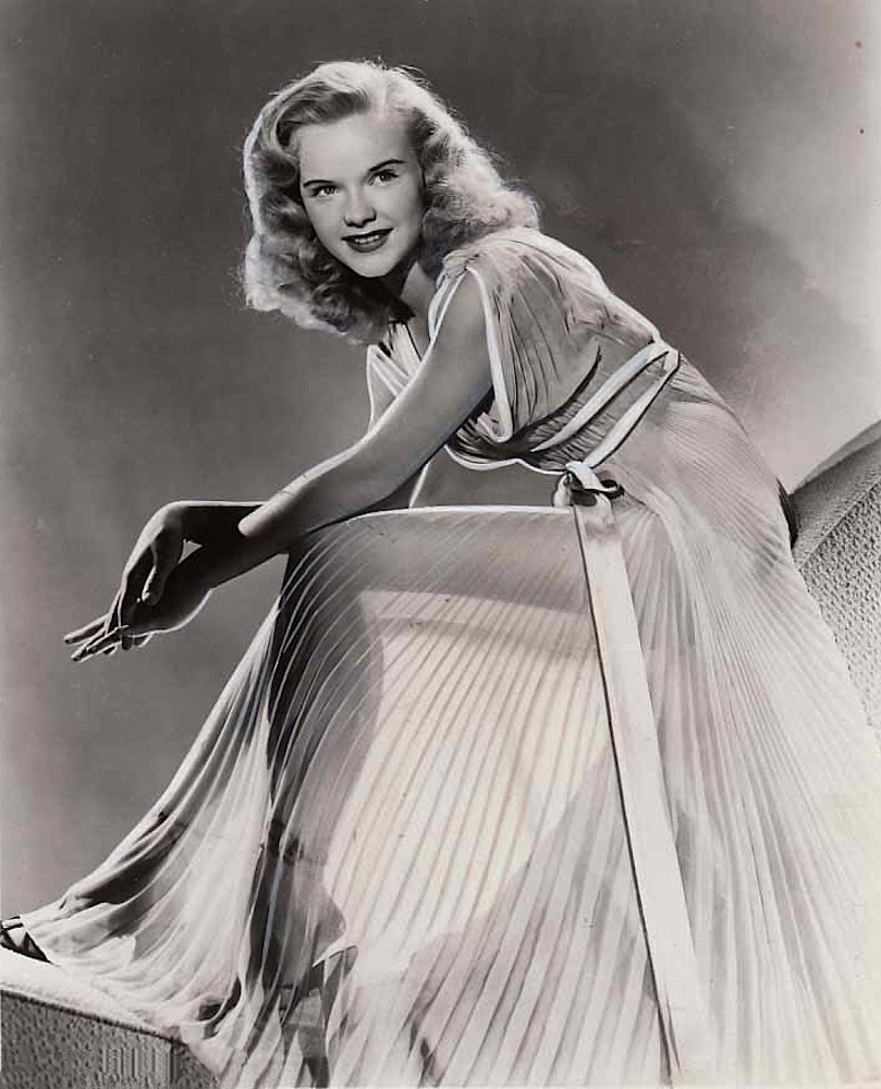Hottest pics of anne francis — photo 2