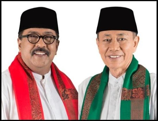 Pasangan Calon Gubernur dan Wakil Gubernur Banten Tahun 2017