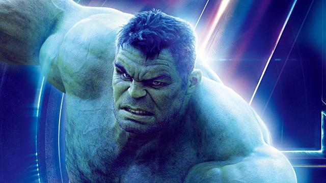 Hulk dans Avengers Infinity War - Fond d'écran en Full HD