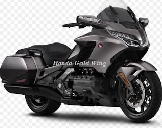 Spesifikasi dan Harga Honda Gold wing GL 1800