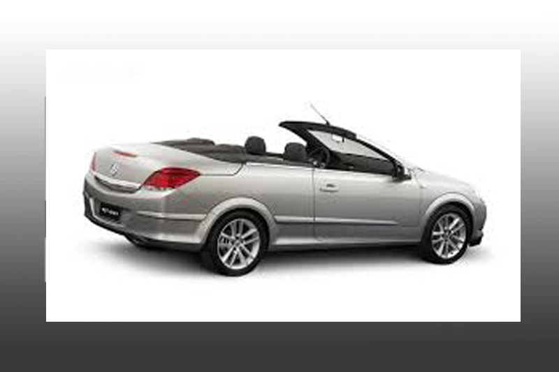 Holden Astra Convertible Roof