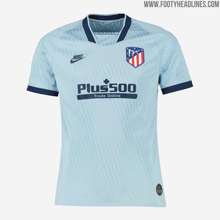 Atletico Madrid 19 20 Third Kit Released Footy Headlines