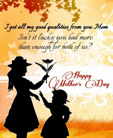 Mother's day thoughts and wishes