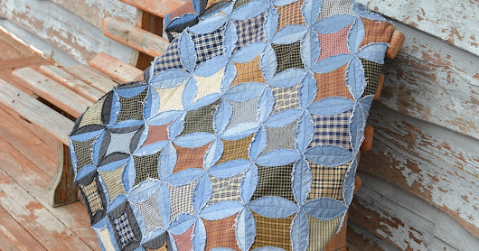 Jean Quilt with Homespuns