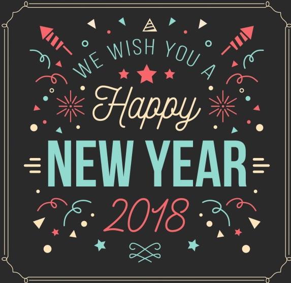 Happy New Year! 2018!