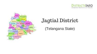 Jagtial District