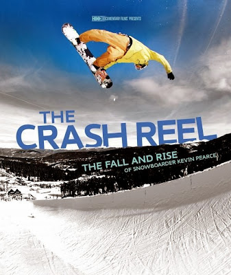 Poster Of Hollywood Film The Crash Reel (2013) In 300MB Compressed Size PC Movie Free Download At worldfree4u.com
