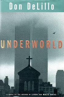 UNDERWORLD - BOOK COVER