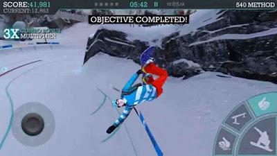 Snowboard Party Aspen v1.0.1 Mod Apk 2