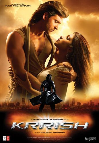Krrish 2006 Full Movie poster