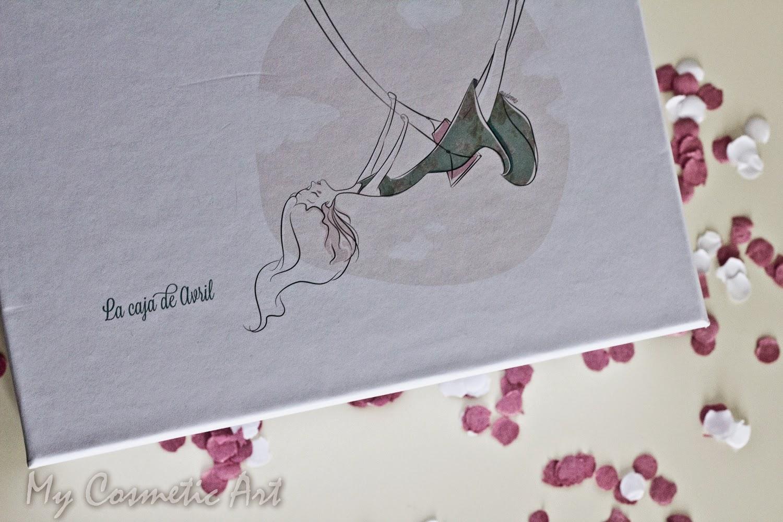 La Caja de Avril de Enero y San Valentín.