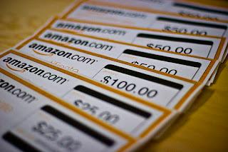 $60 Amazon flash giveaway