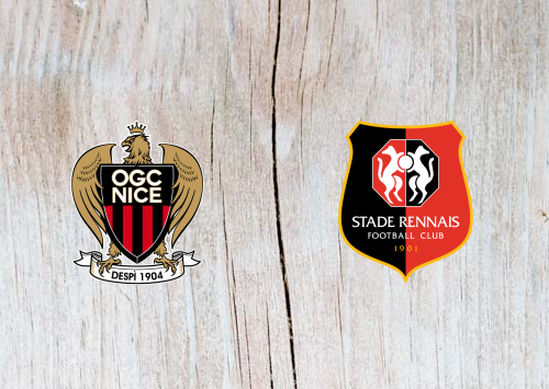 Nice vs Rennes - Highlights 14 September 2018