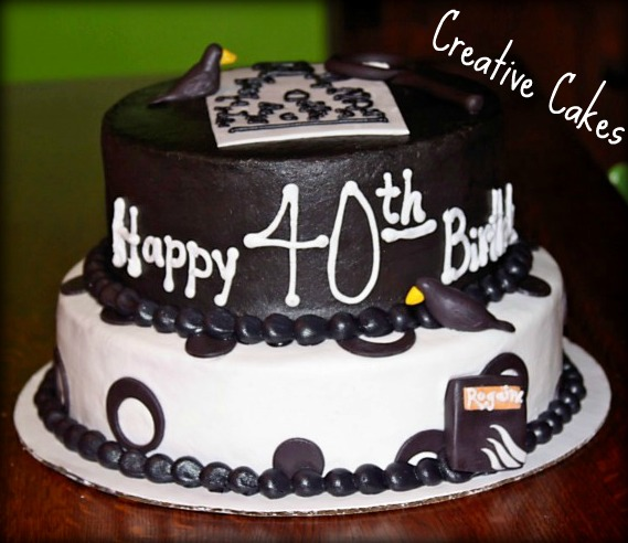 Creative Cakes Over The Hill