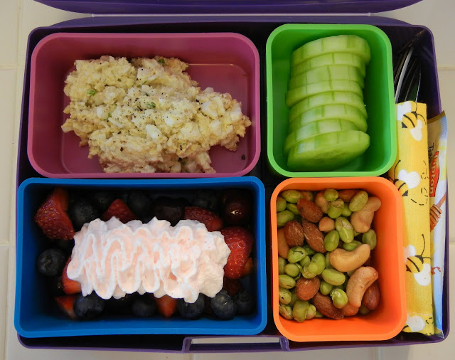 Lunchbox Weight Loss Bentos
